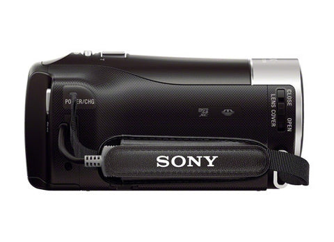 Sony HDR-CX405 Full HD Black Video Camera (NTSC)