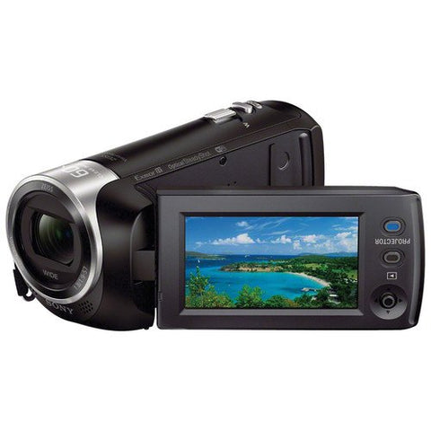 Sony HDR-PJ440E HD Video Camera and Camcorders