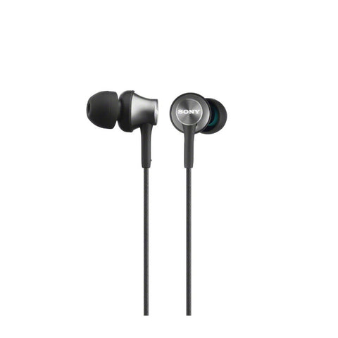Sony In-Ear Monitor Headphones MDR-EX450-H (Chrome Grey)