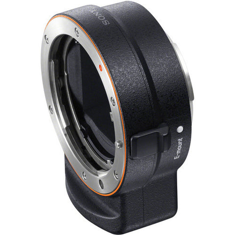 Sony LA-EA3 A-Mount to E-Mount Lens Adapter (Black)
