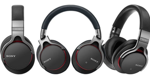 Sony MDR-1ABT  High-Resolution Audio Bluetooth Headphones (Black)
