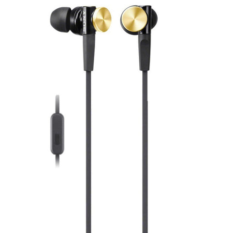 Sony MDR-XB70AP In-Earphone (Gold)