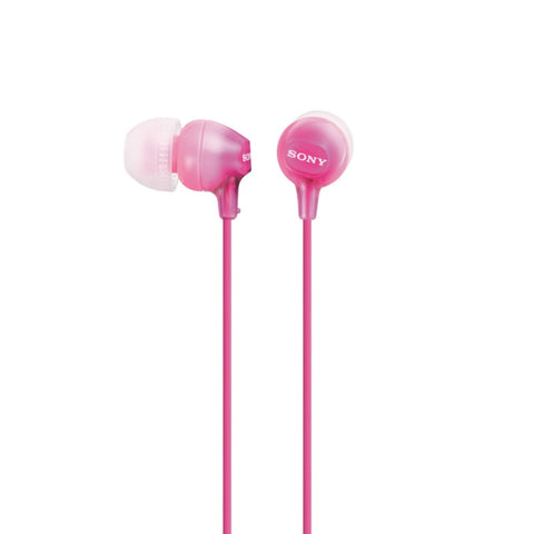 Sony MDR EX15LP Earphone (Pink)