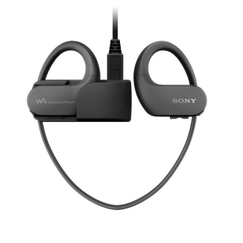 Sony Walkman 8GB headphone-integrated NWZ-WS414/BME (Black)