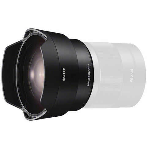 Sony SEL057FEC 16mm Fisheye Conversion Lens