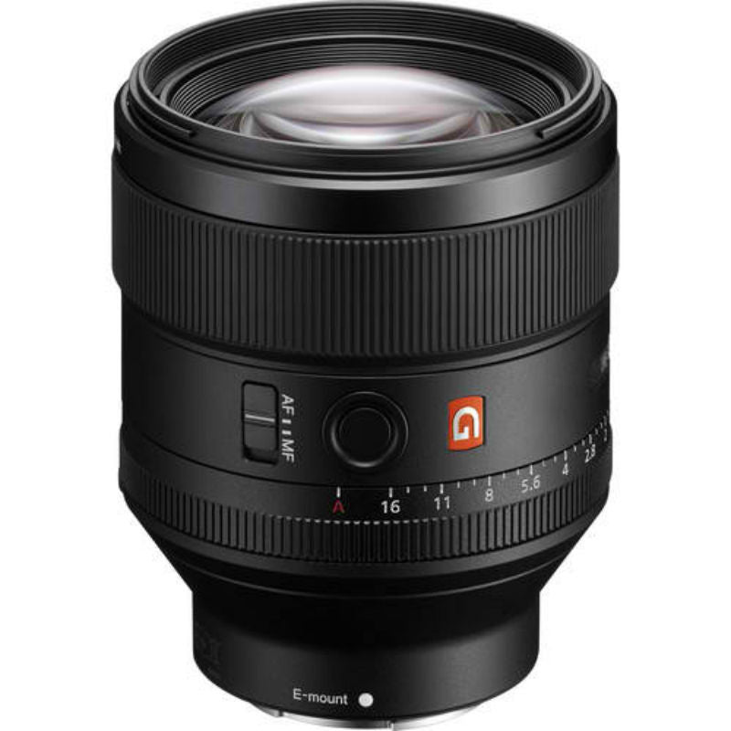 Sony SEL85F14GM FE 85mm f/1.4 GM Lens