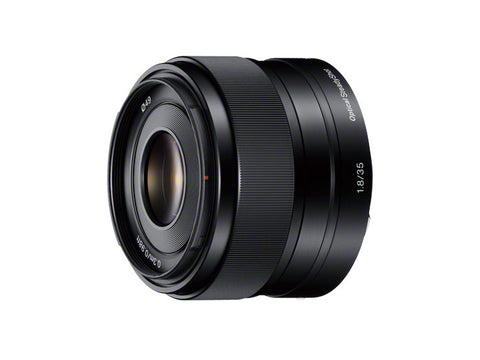 Sony SEL35F18 35mm F1.8 Black Lens