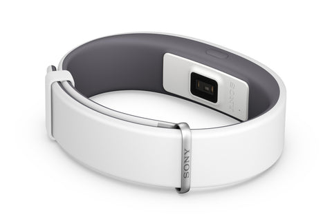 Sony SWR12 SmartBand 2 Activity Tracker(White)