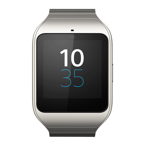 Sony SWR50 SmartWatch 3 with Stainless Steel WristBand (Silver)