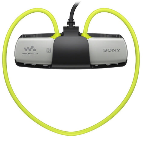 Sony Water Resistant Bluetooth Flash MP3 Player 4GB NWZ-WS6/GME (Green)