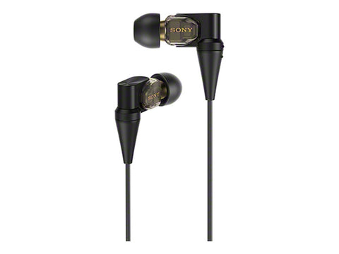 Sony XBA-300AP Balanced Armature Headphones (Black)