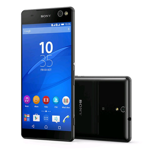Sony Xperia C5 Ultra Dual 16GB 4G LTE Black (E5533) Unlocked