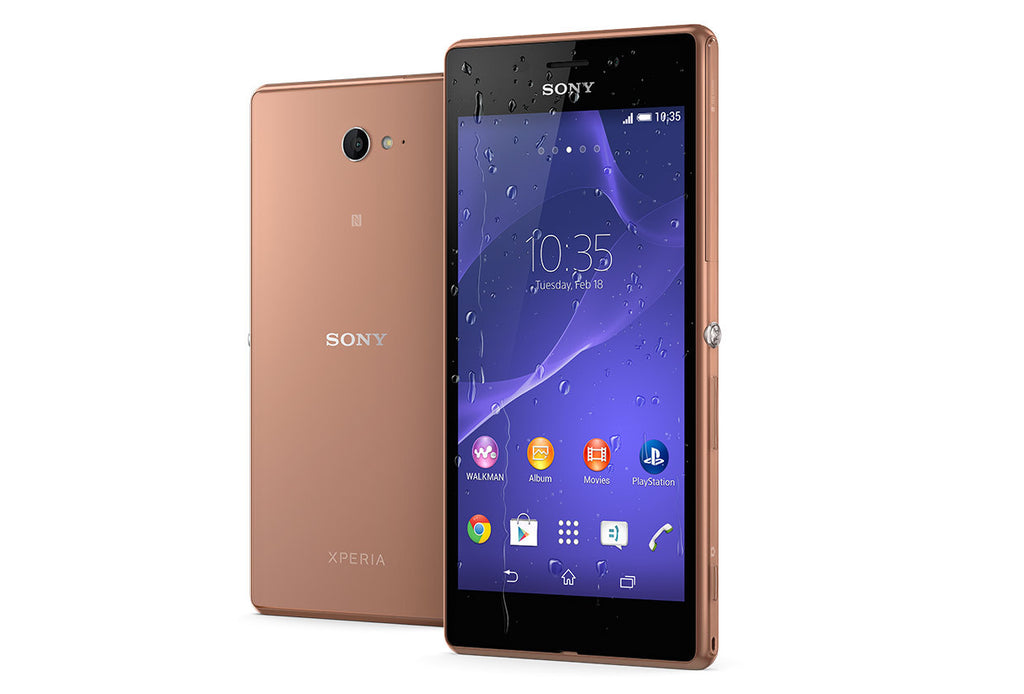 Sony Xperia M2 Aqua 8GB 4G LTE Copper (D2403) Unlocked