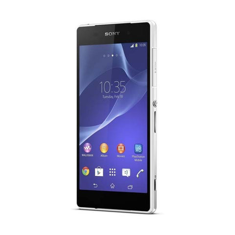 Sony Xperia Z2 with Docking Station 16GB 4G LTE White (D6503) Unlocked