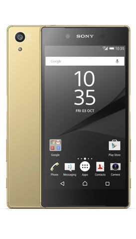 Sony Xperia Z5 32GB 4G LTE Gold (E6653) Unlocked