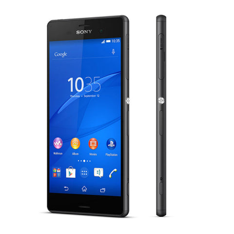 Sony Xperia Z3 Compact 16GB 4G LTE Black (D5803) Unlocked