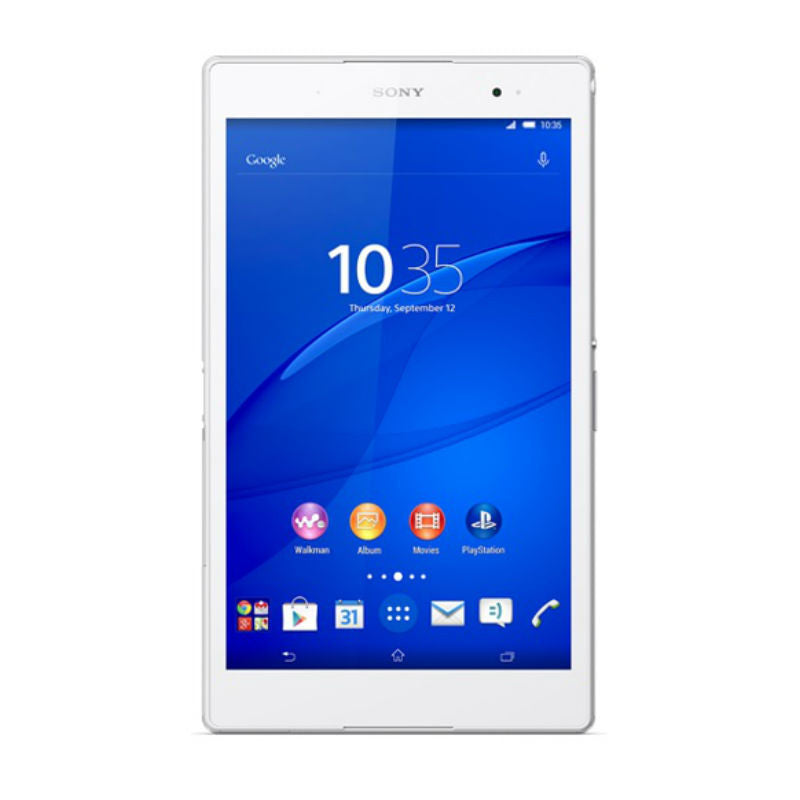 Sony Xperia Z3 Compact Tablet 16GB 4G LTE White (SGP621) Unlocked