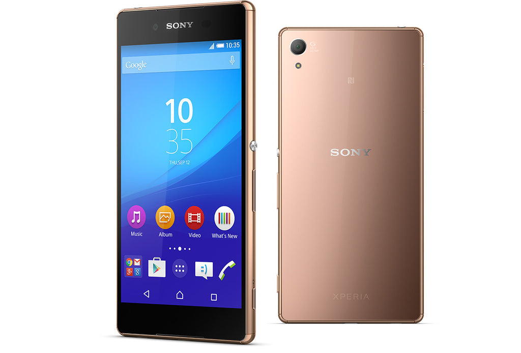 Sony Xperia Z3+ 32GB 4G LTE Brown (E6553) Unlocked