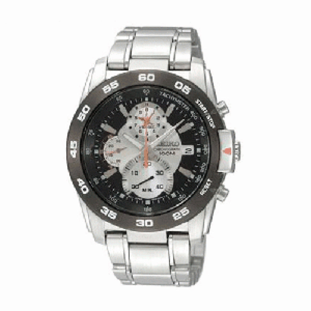 Seiko Criteria Chronograph SPC025 Watch (New With Tags)