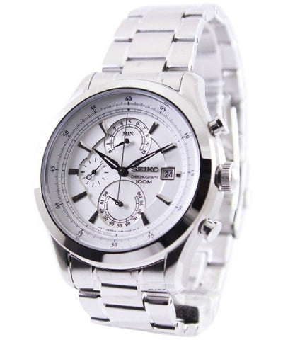 Seiko Chronograph SPC163 Watch (New with Tags)