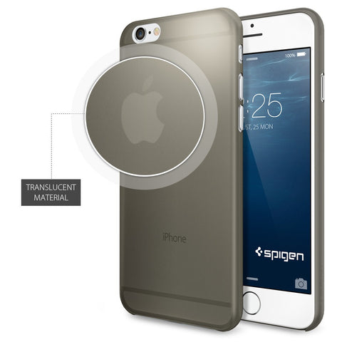 Spigen Air Skin Series Case for IPhone 6 (4.7 inches) Gray