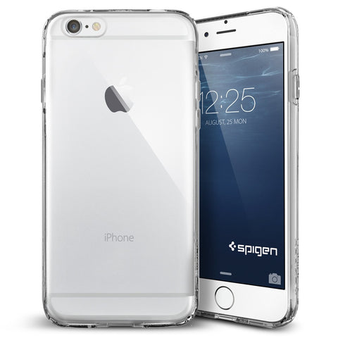 Spigen Capsule Series Case for IPhone 6 (4.7 inches) Crystal Clear