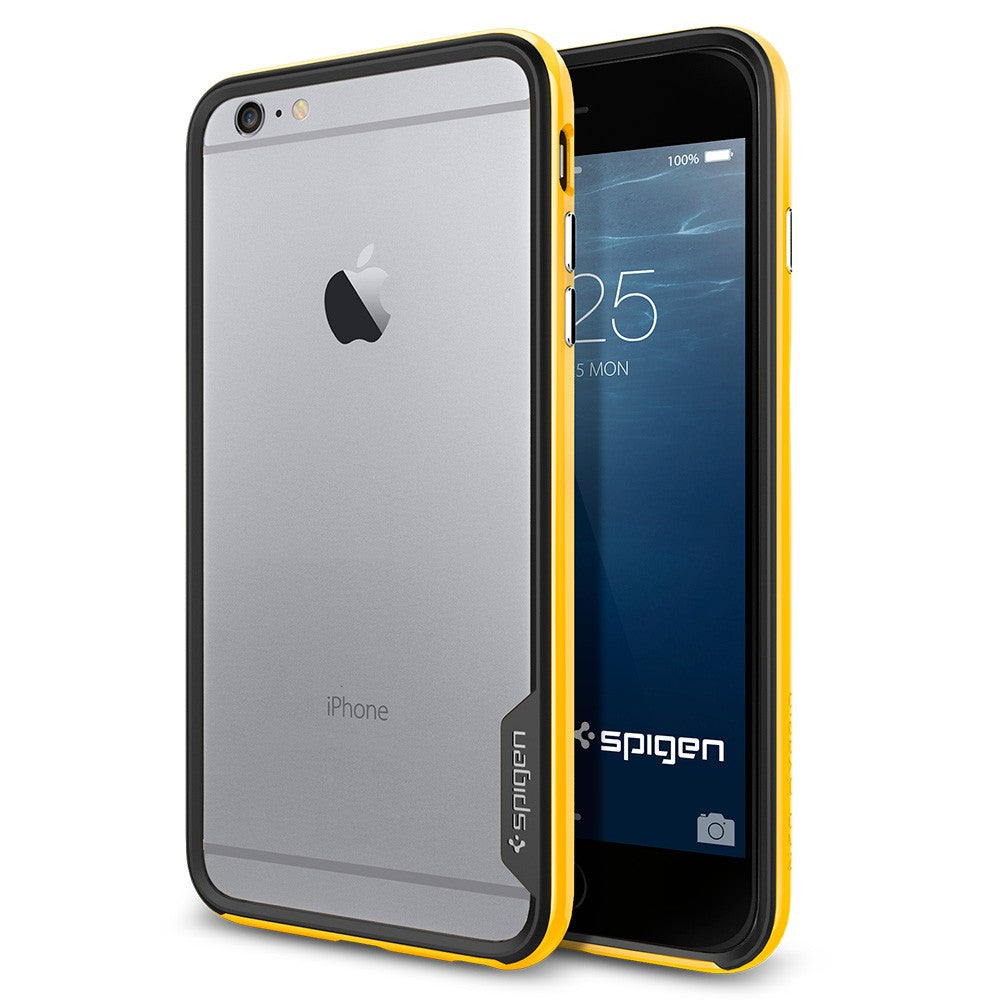 Spigen Neo Hybrid EX Series Case for IPhone 6 Plus Reventon Yellow