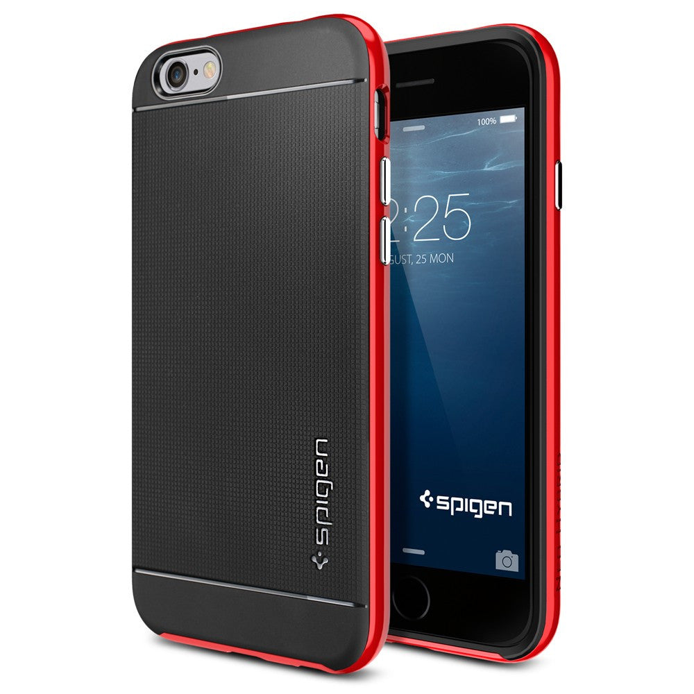 Spigen Neo Hybrid Series Case for IPhone 6 (4.7 inches) Dante Red
