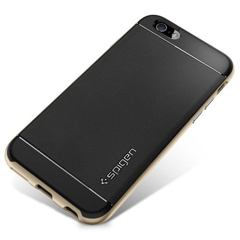 Spigen Neo Hybrid Series Case for IPhone 6 (4.7 inches) Champagne Gold