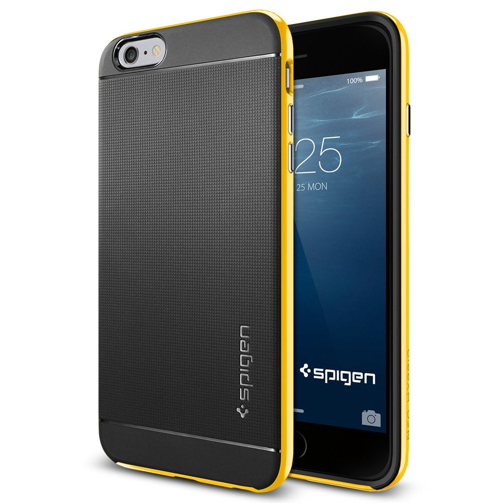 Spigen Neo Hybrid Series Case for IPhone 6 Plus Reventon Yellow