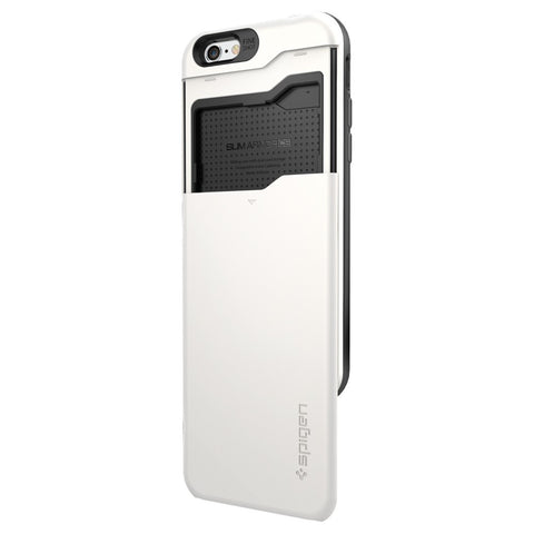 Spigen Slim Armor CS Series Case for IPhone 6 Shimmery White