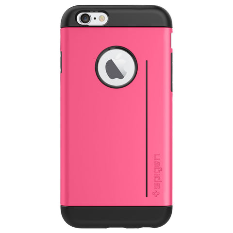 Spigen Slim Armor S Series Case for IPhone 6 (4.7 inches) Azalea Pink