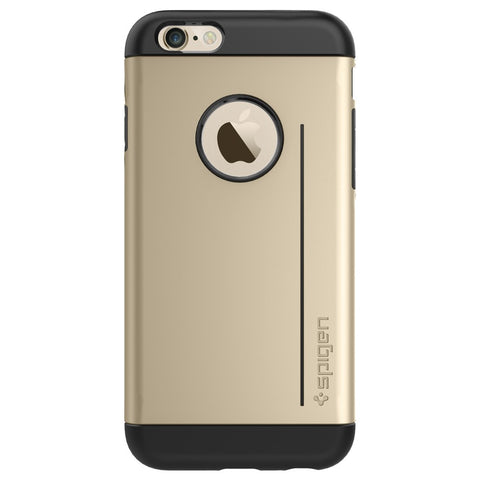 Spigen Slim Armor S Series Case for IPhone 6 Champagne Gold