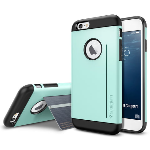 Spigen Slim Armor S Series Case for IPhone 6 (4.7 inches) Mint