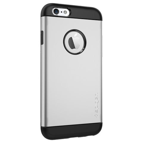 Spigen Slim Armor Series Case for IPhone 6 (4.7 inches) Satin Silver