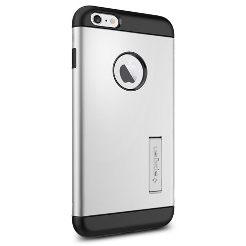 Spigen Slim Armor Series Case for IPhone 6 Plus Satin Silver