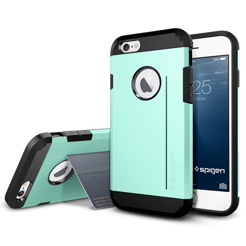 Spigen Tough Armor S Series Case for IPhone 6 (4.7 inches) Mint