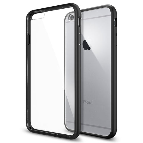 Spigen Ultra Hybrid Series Case for IPhone 6 Plus (5.5 inches) Black