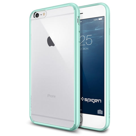 Spigen Ultra Hybrid Series Case for iPhone 6 Plus (5.5 inches) Mint