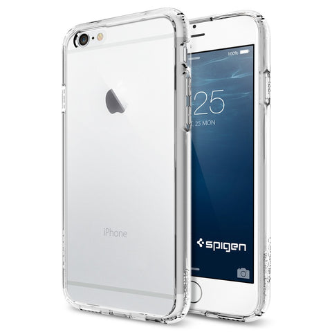 Spigen Ultra Hybrid Series Case for IPhone 6 Crystal Clear