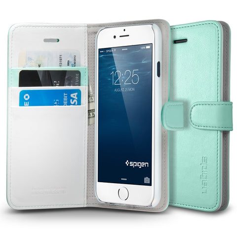 Spigen Wallet S Series Case for IPhone 6 (4.7 inches) Mint