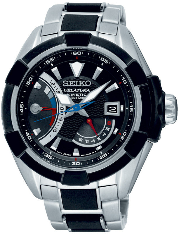Seiko Velatura SRH021 Watch (New with Tags)