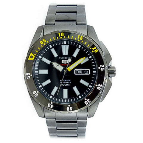 Seiko 5 Sports Automatic SRP363 Watch (New With Tags)