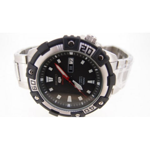Seiko 5 Sports Automatic SRP471 Watch (New with Tags)