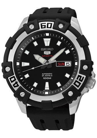 Seiko 5 Sports Diver SRP475 Watch (New with Tags)