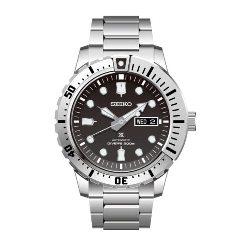 Seiko Prospex Air Divers SRP585 Watch (New with Tags)
