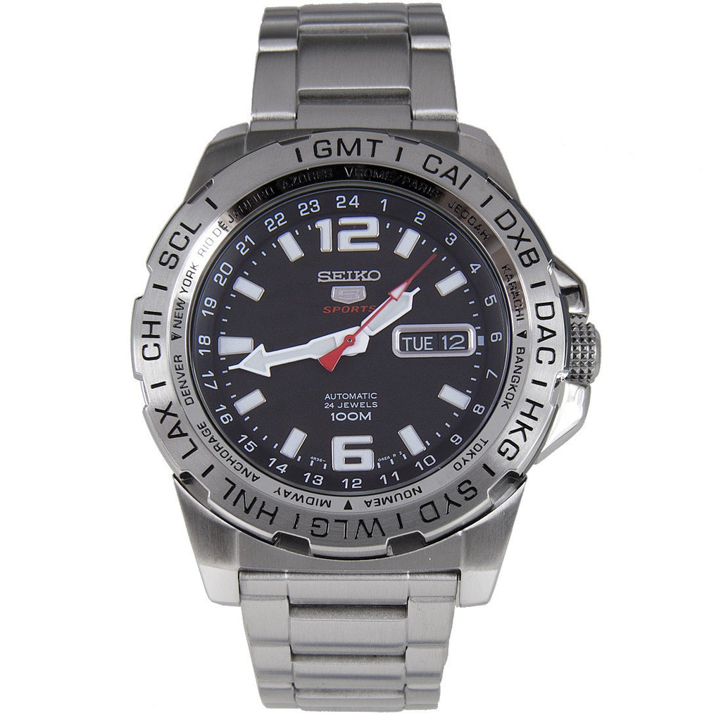 Seiko 5 Sports Automatic SRP683 Watch (New with Tags)