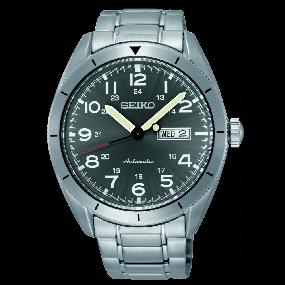 Seiko 100M Automatic SRP709 Watch (New with Tags)