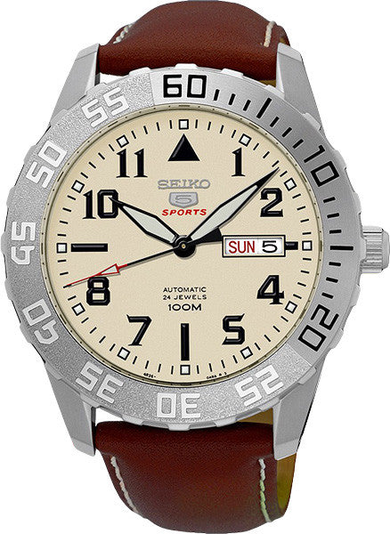 Seiko 5 Sports SRP757 Watch (New with Tags)