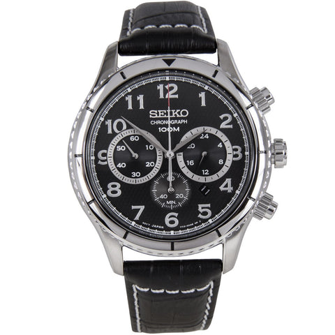 Seiko Chronograph Quartz SRW037  Watch (New with Tags)